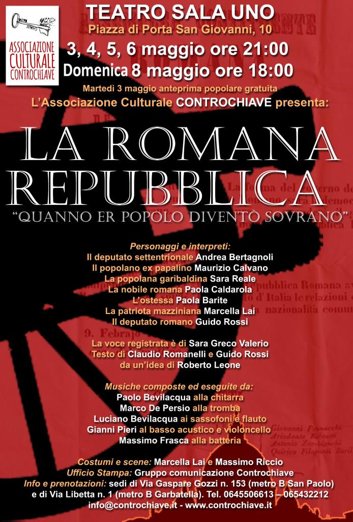 Locandina La Romana Repubblica 2.0_4aprile FINAL